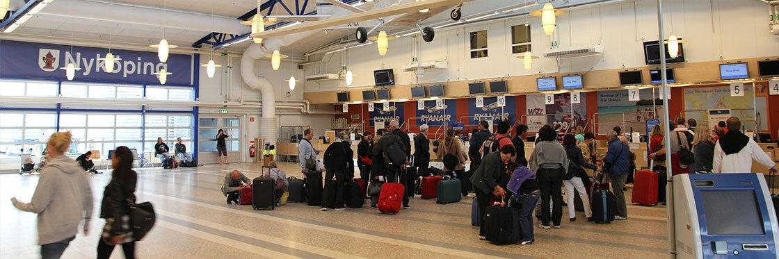 Aeroporto de Skavsta (NYO)