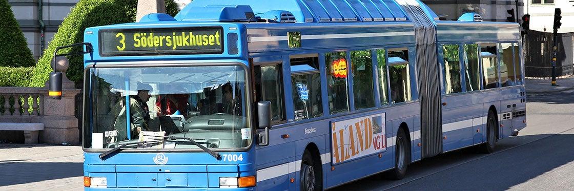 Autobus di Stoccolma