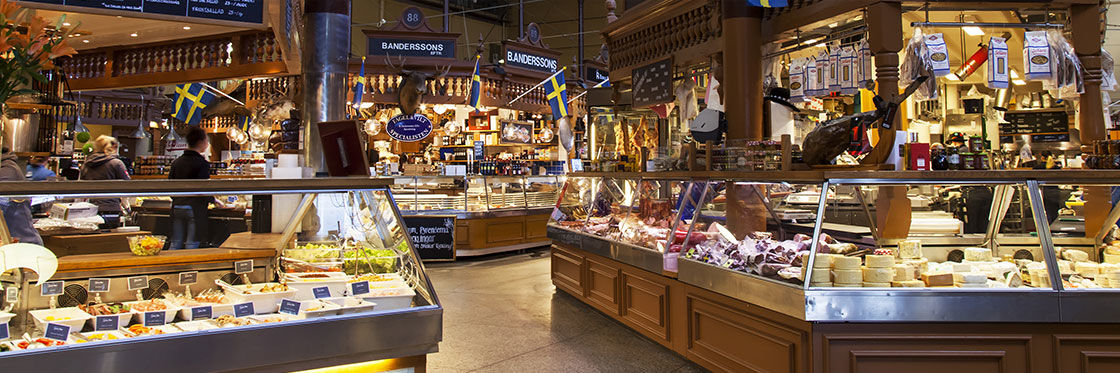 Dónde comer en Estocolmo