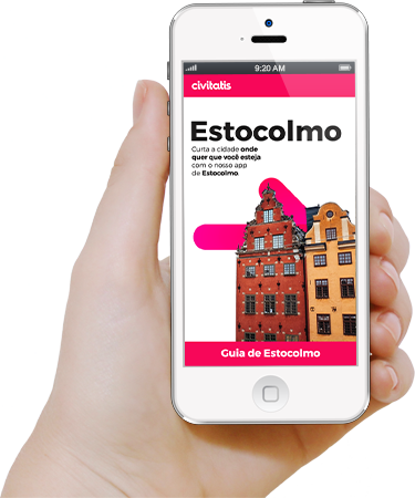 Faça download da app da Civitatis