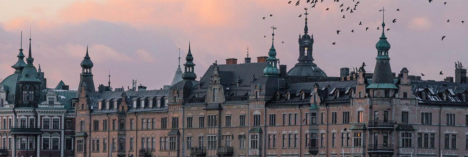 Guía turística de Estocolmo