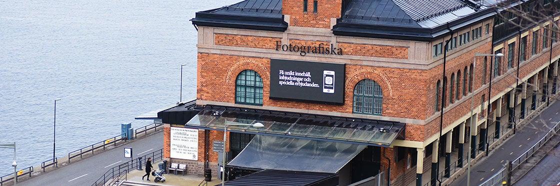 Museo Fotografiska di Stoccolma