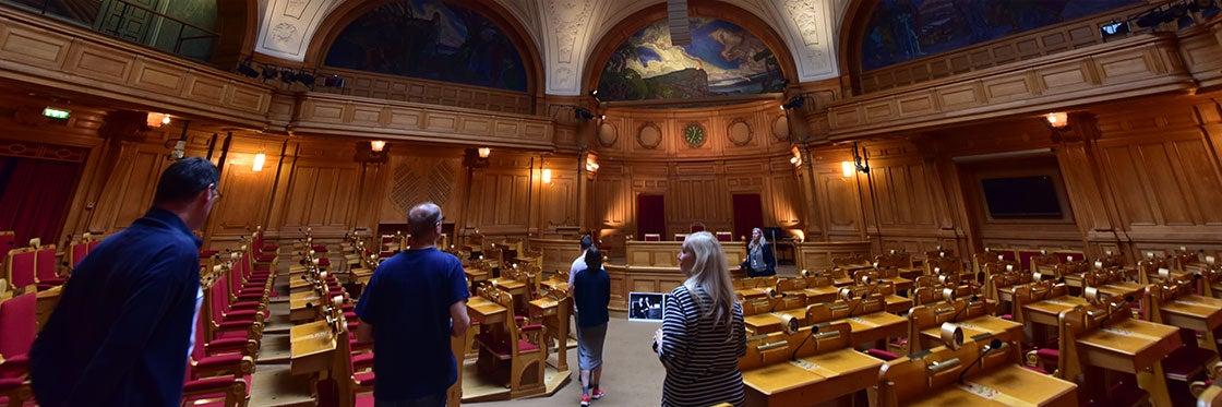 Parlamento da Suécia