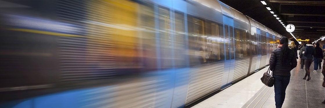 Trasporto a Stoccolma
