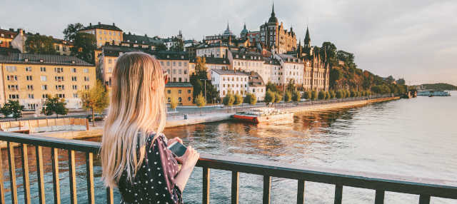 Tour por Estocolmo para cruzeiros