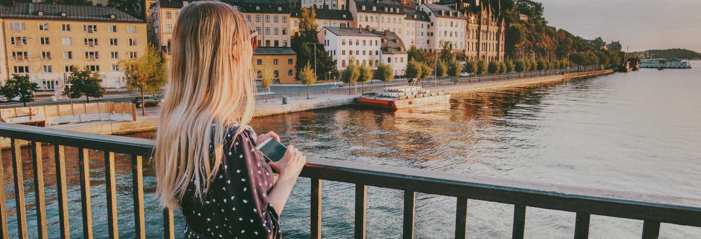 Tour por Estocolmo para cruceros