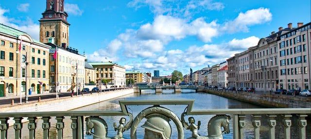 Autobús turístico de Gotemburgo