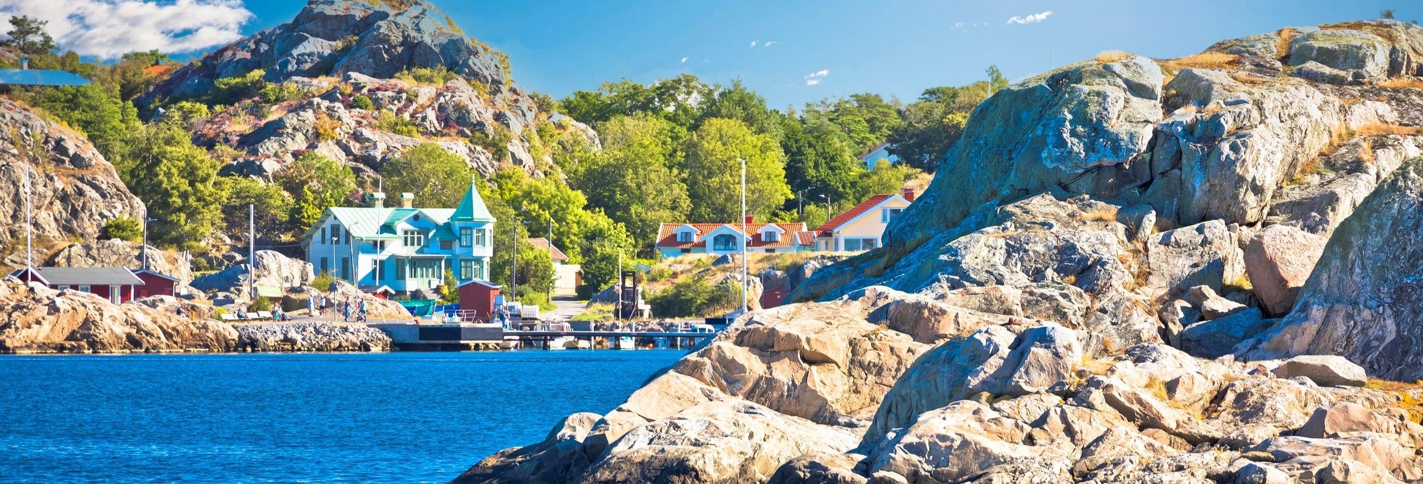 Battello turistico di Gotemburgo