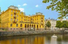 Paseo en barco por Gotemburgo