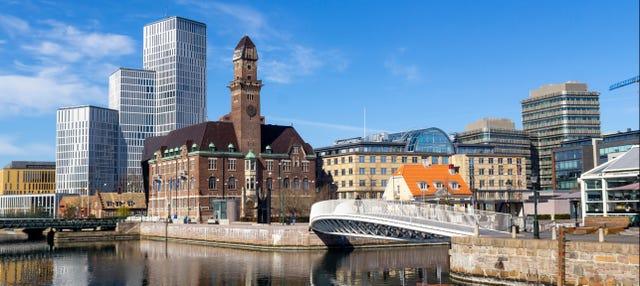 Visite guidée dans Malmö
