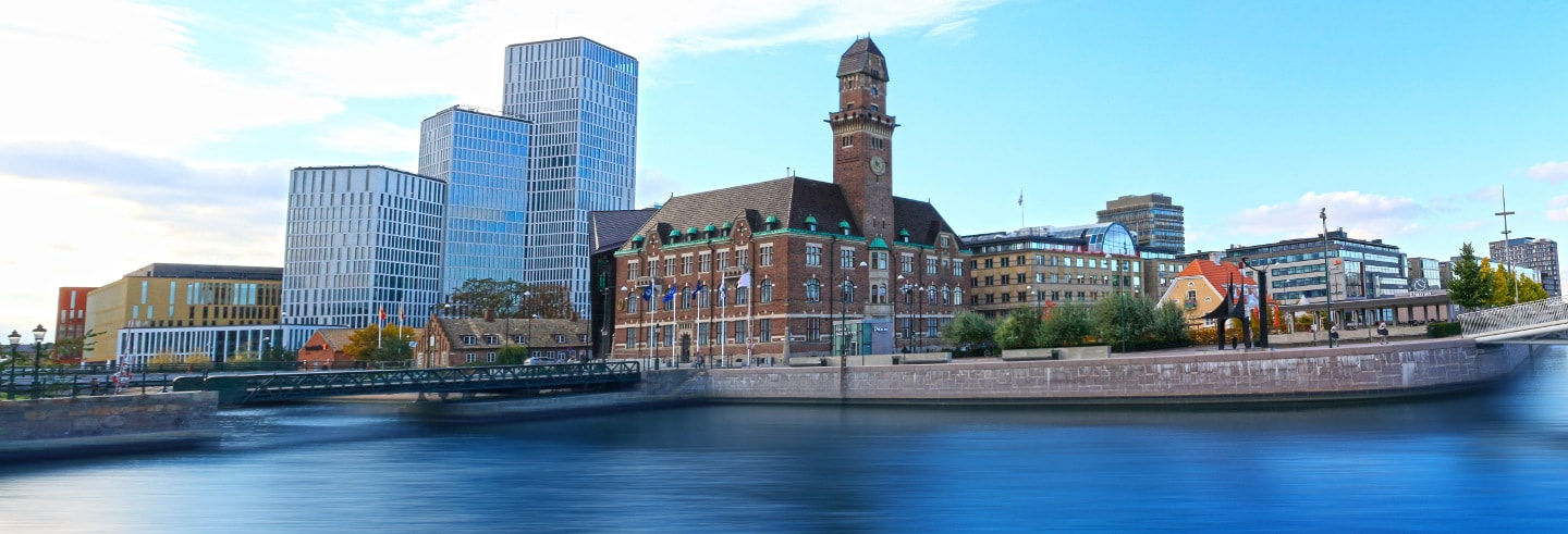 Visita guiada por Malmö