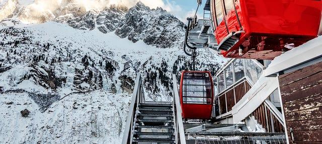 Excursión a Chamonix