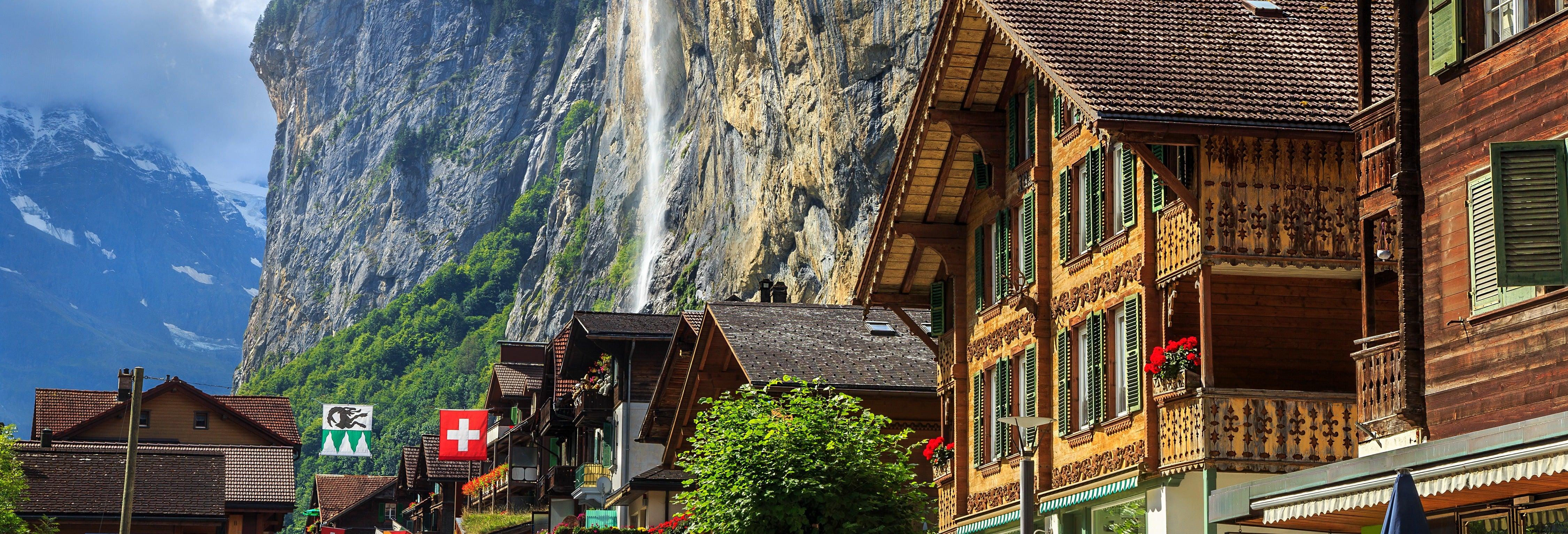 Escursione a Interlaken e Schilthorn
