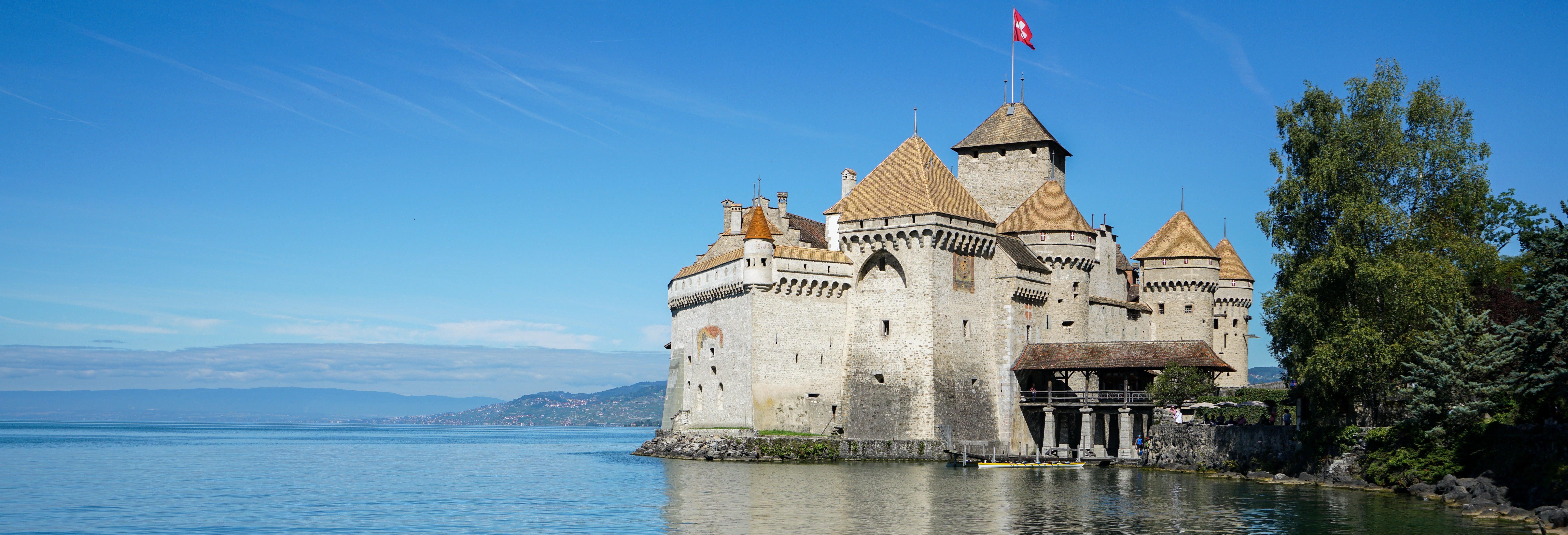Excursión a Montreux