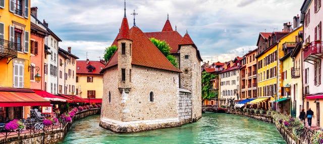 Tour por Annecy y Ginebra