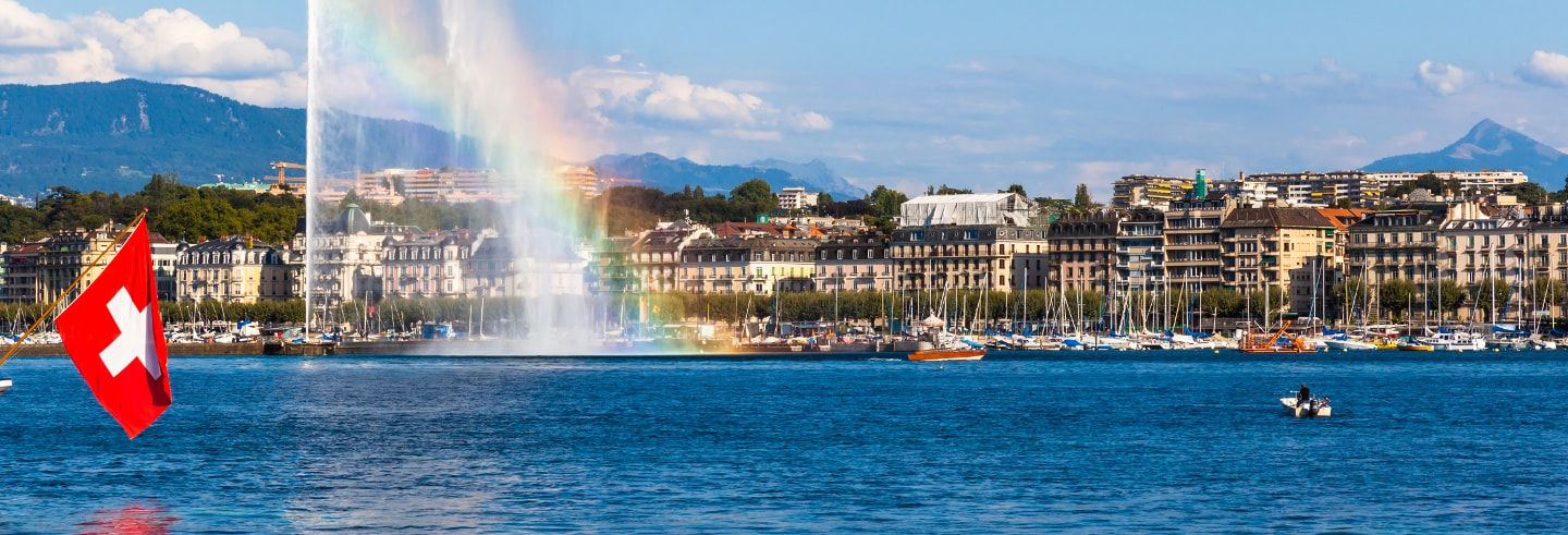 Panoramic Tour of Geneva and Boat Trip