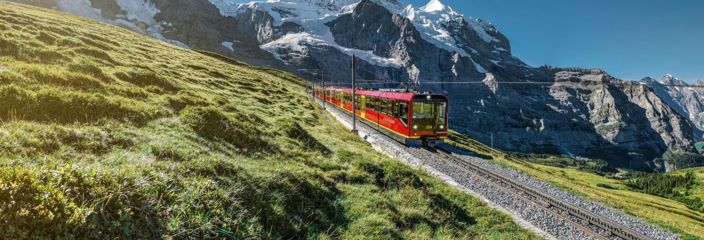 Jungfrau Travel Pass