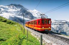 Tren cremallera a Jungfraujoch + Entrada a sus atracciones