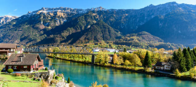 Excursión a Interlaken y Schilthorn