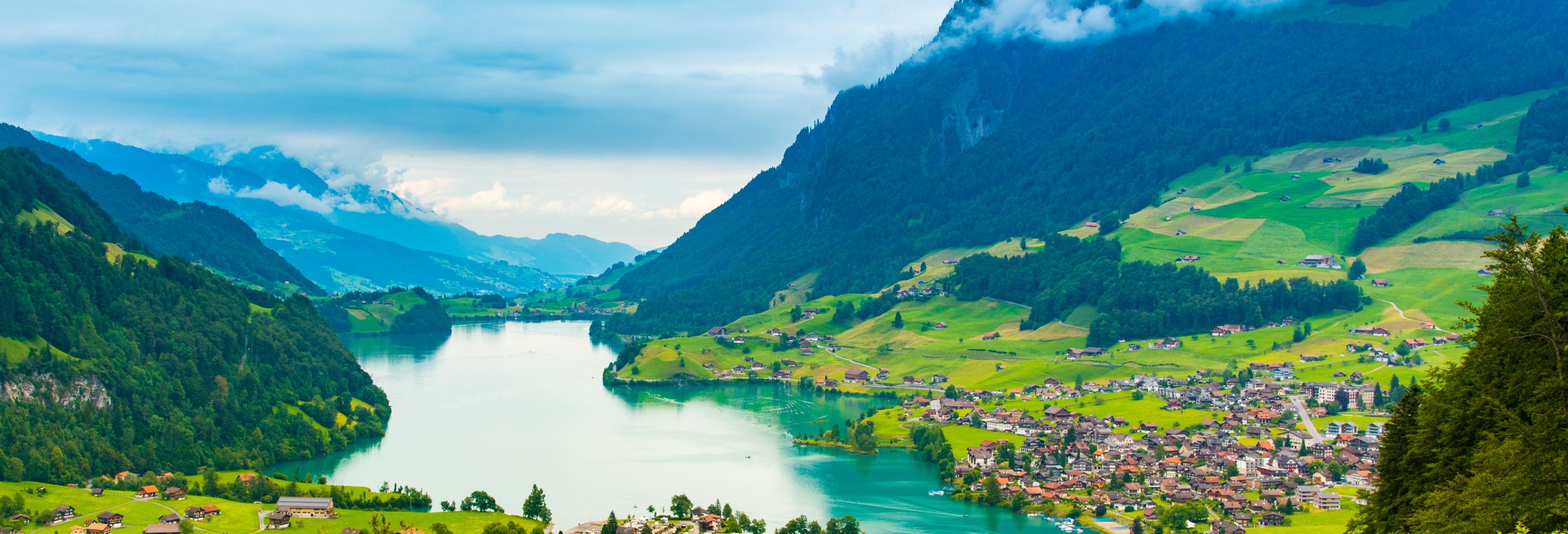 Excursão a Grindelwald e Interlaken