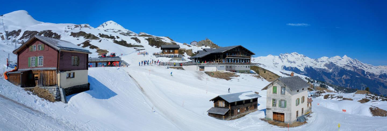 Excursión a Kleine Scheidegg