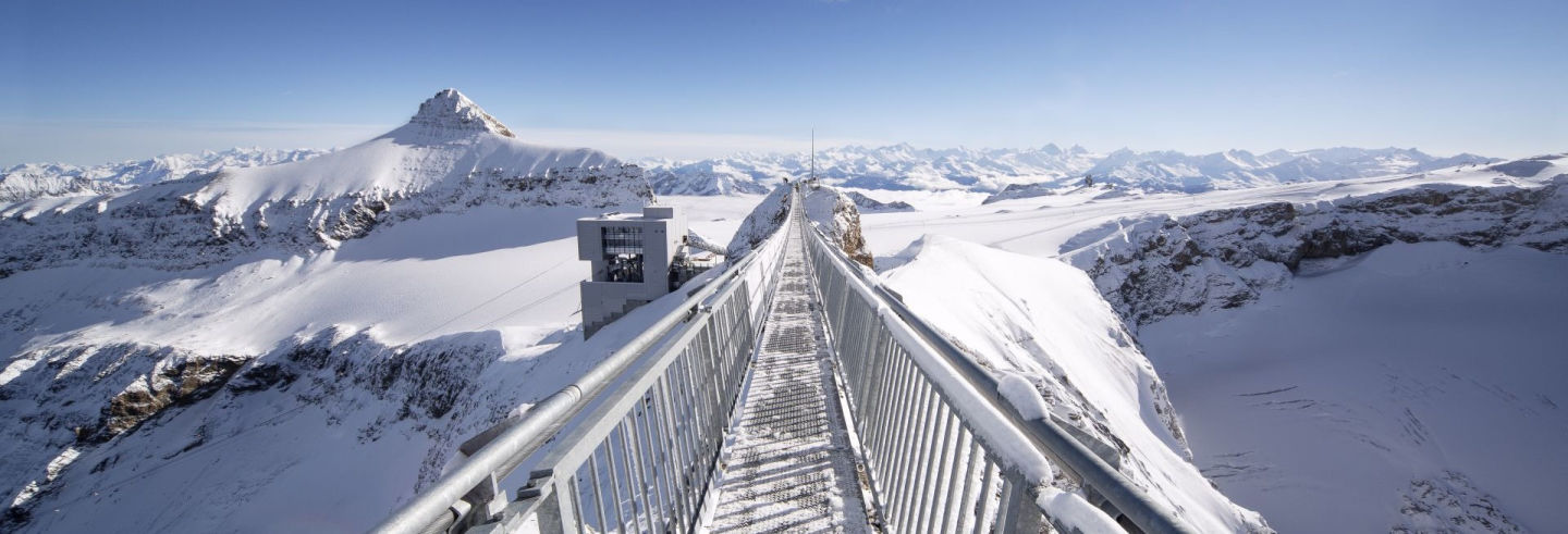 Escursione al Glacier 3000