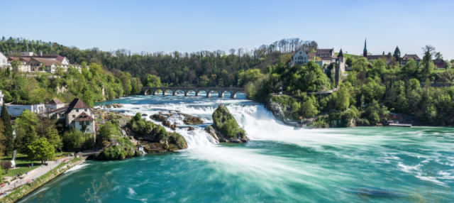 Excursión a las cataratas del Rin