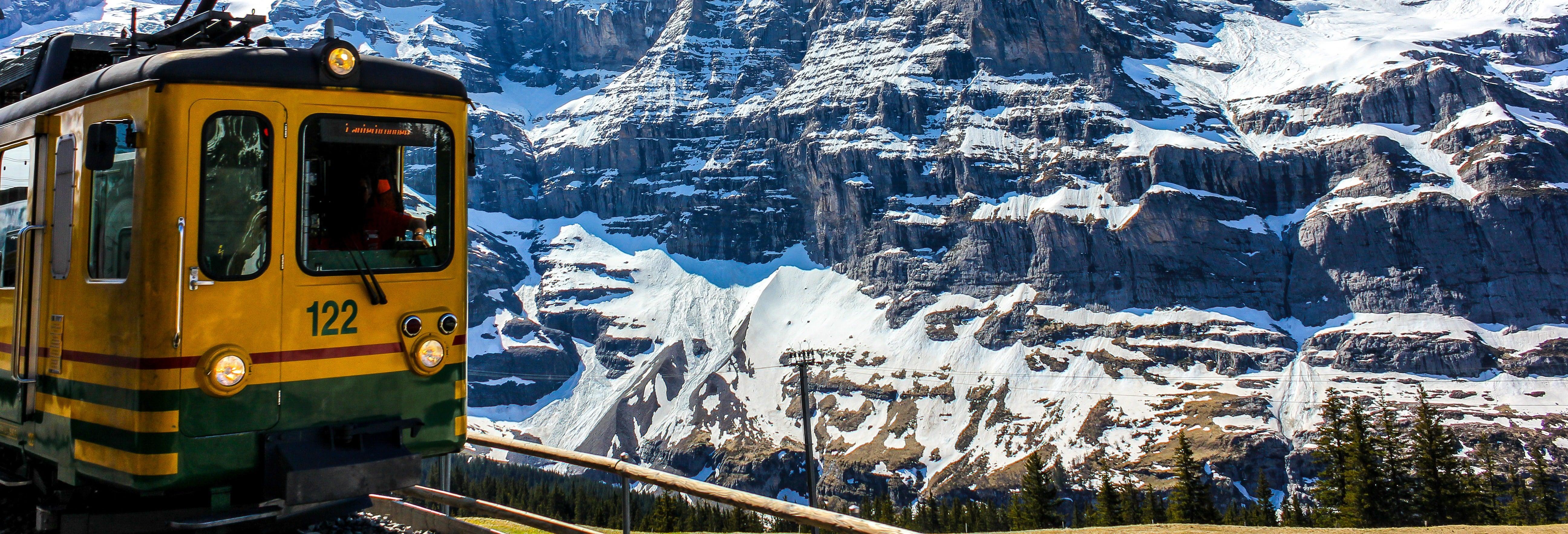 Escursione al Jungfraujoch