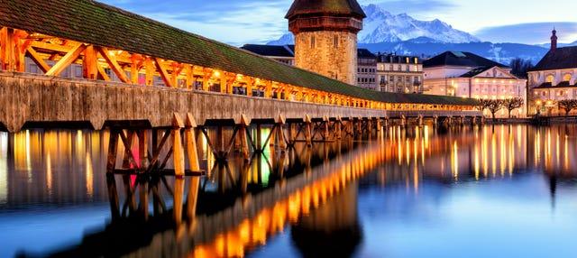 Excursión a Lucerna y Bürgenstock
