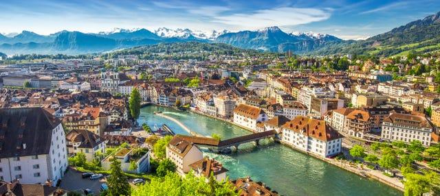 Excursión a Lucerna