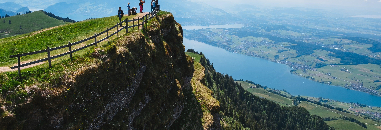 Excursión a Lucerna y el monte Rigi