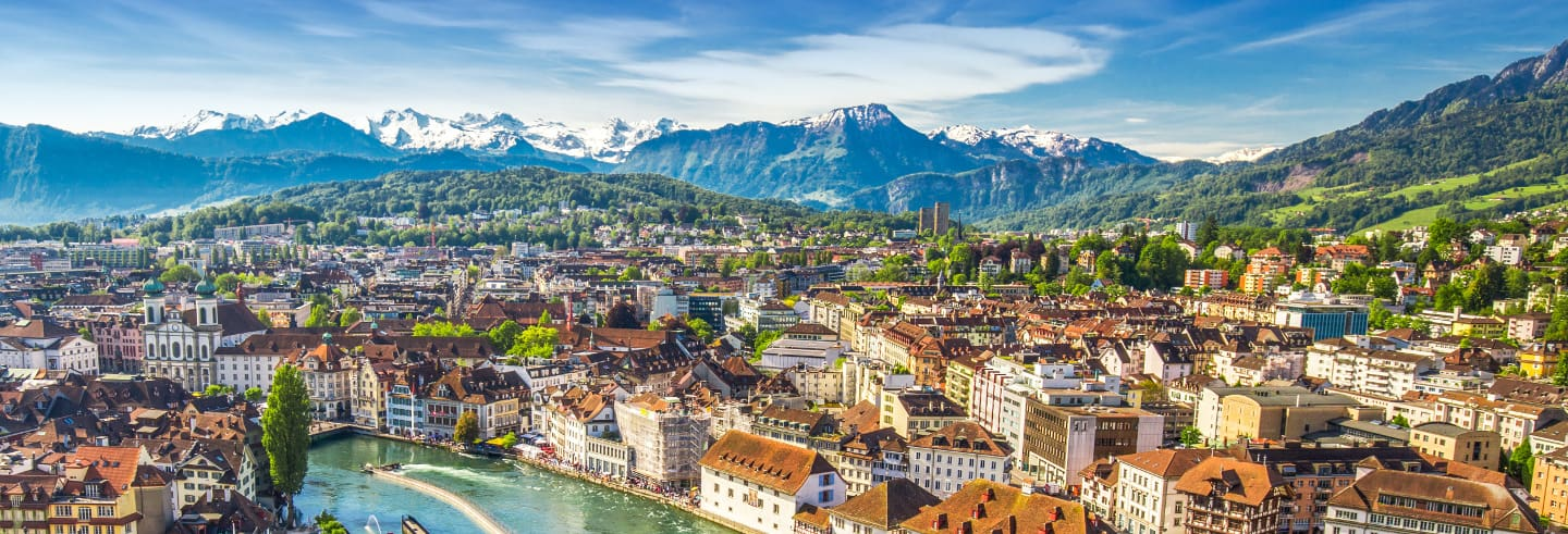 Excursão a Lucerna