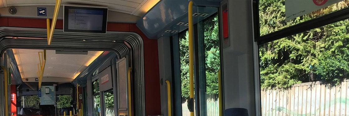 Transporte em Zurique