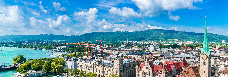 Visite panoramique de Zurich