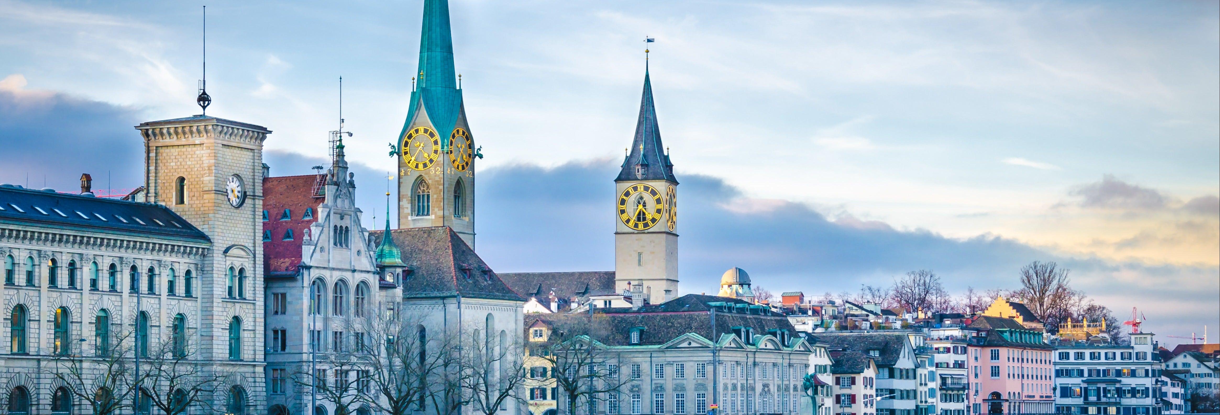 Tour de Zúrich al completo