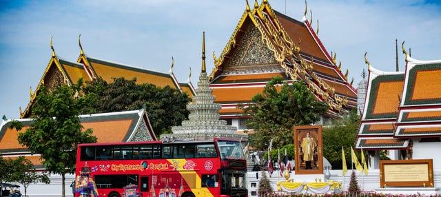 Bus touristique de Bangkok