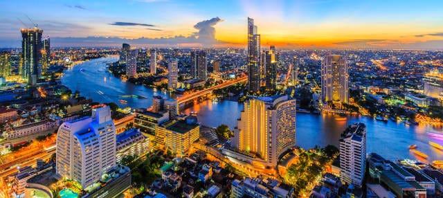 Bangkok Tourist Boat