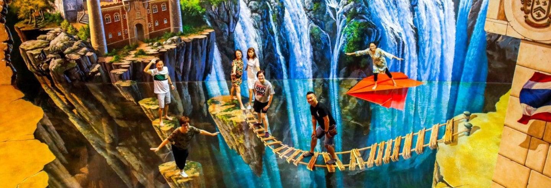 Entrada para Art in Paradise Bangkok