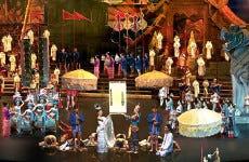Entrada al espectáculo Siam Niramit