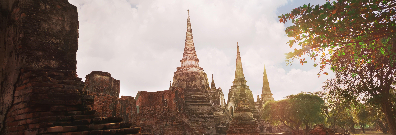 Ayutthaya Day Trip & River Cruise