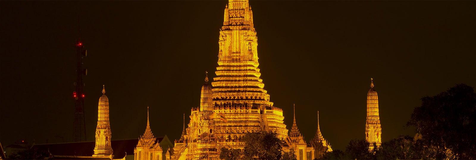 Guía turística de Bangkok