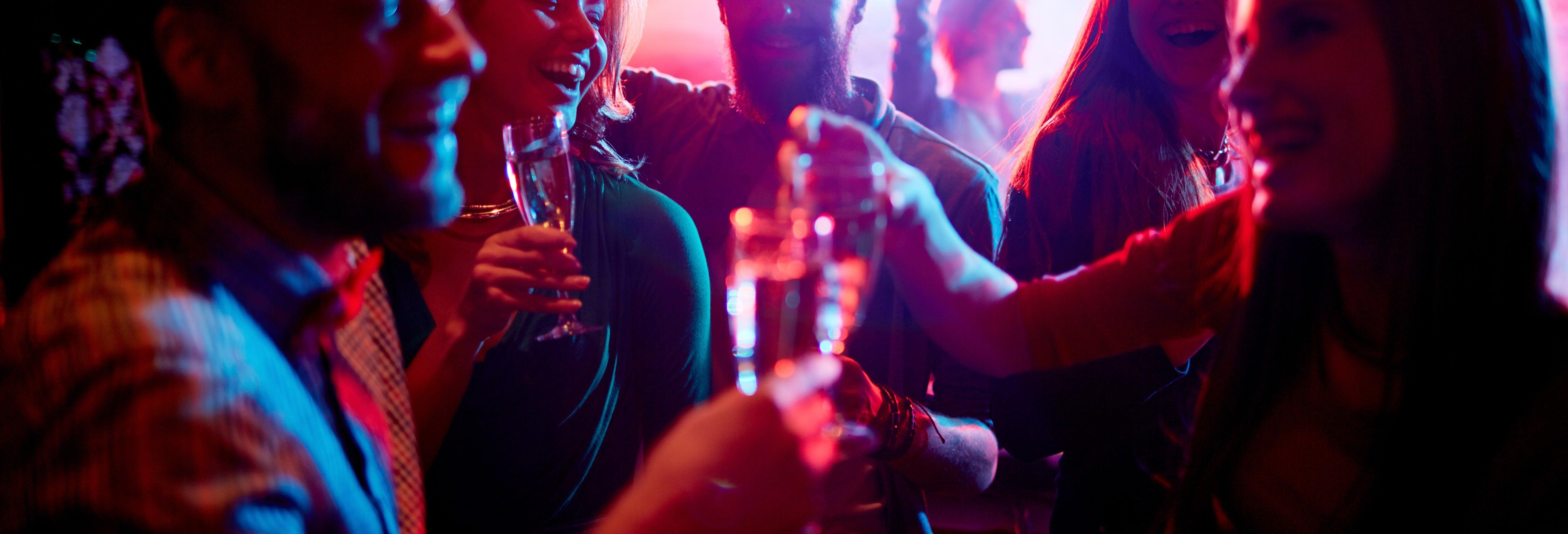 Pub Crawl : Tournée des bars à Bangkok !