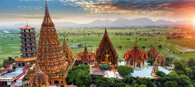 Tour de 16 días por lo mejor de Tailandia y Myanmar