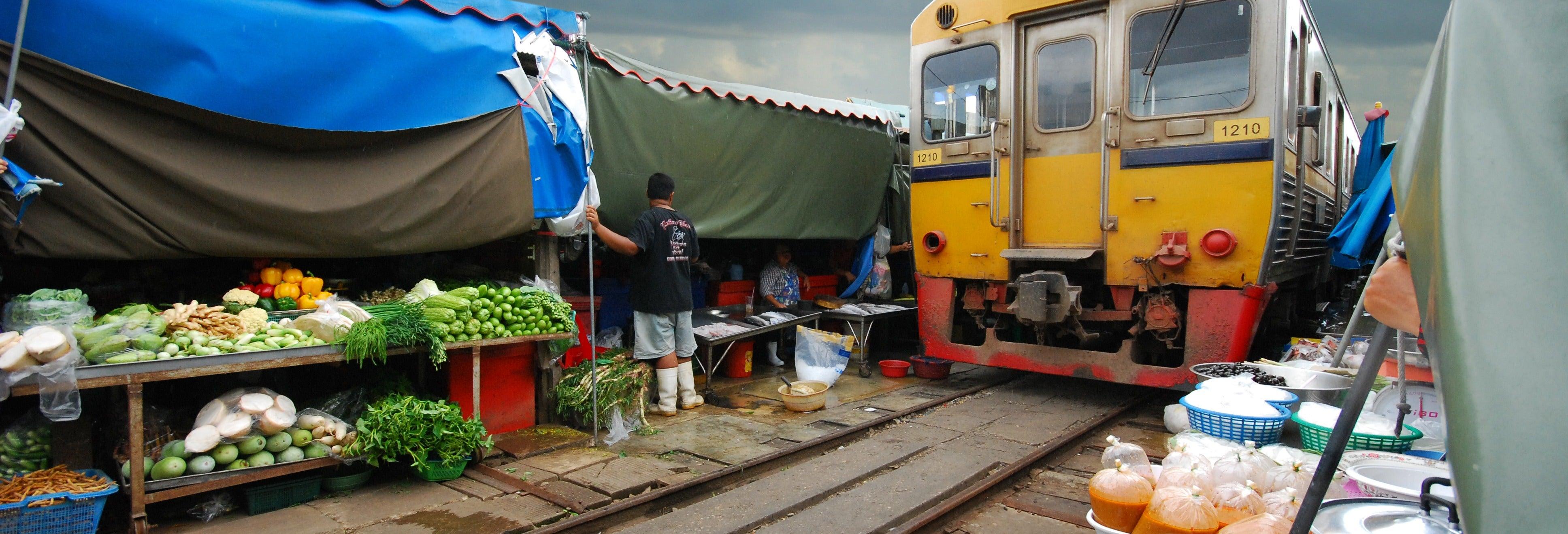 Tour de 2 días por Kanchanaburi y Erawan