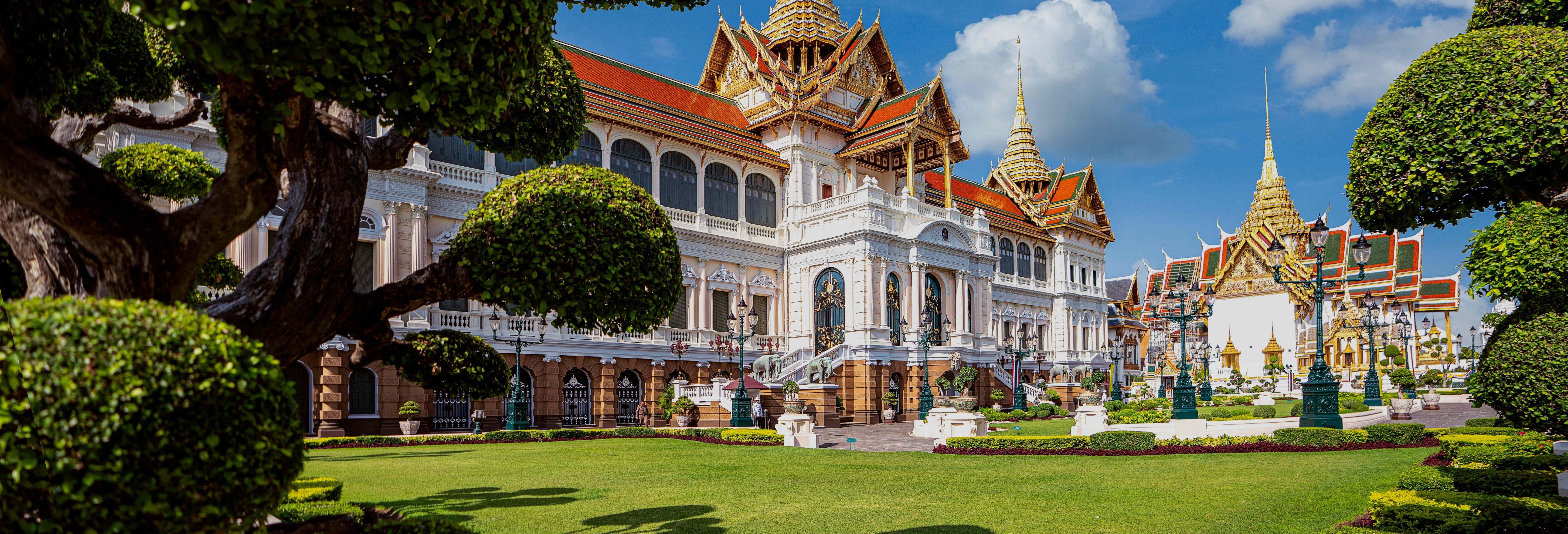 Tour privado por Bangkok para cruceros