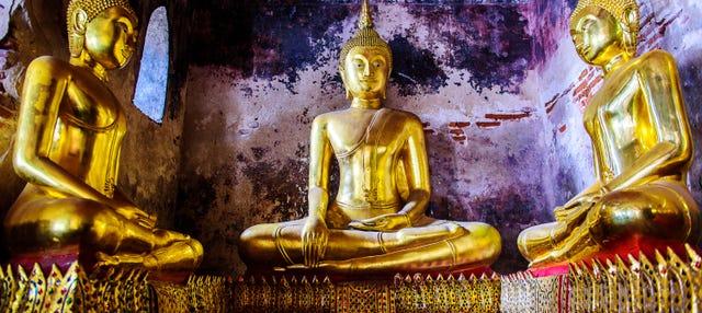 Tour privado por Bangkok con guía en español