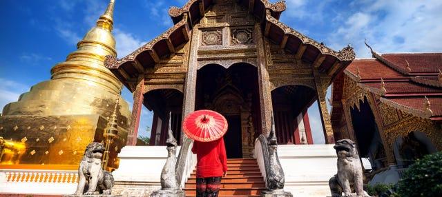 Tour privado por los templos de Chiang Mai con guía en español