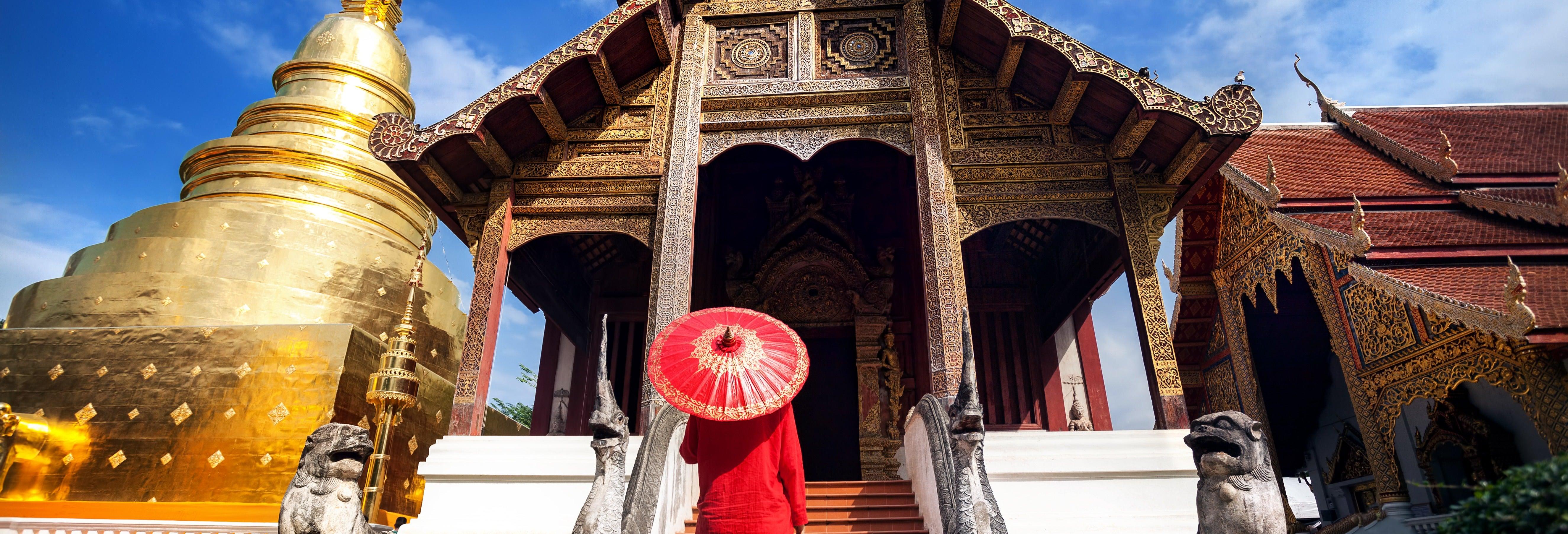 Tour privato dei templi di Chiang Mai