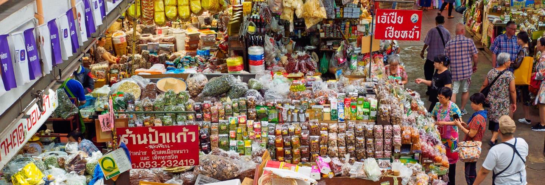 Tour gastronómico por Chiang Mai