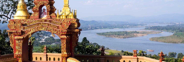 Tour privado por Chiang Rai y el Triángulo de Oro